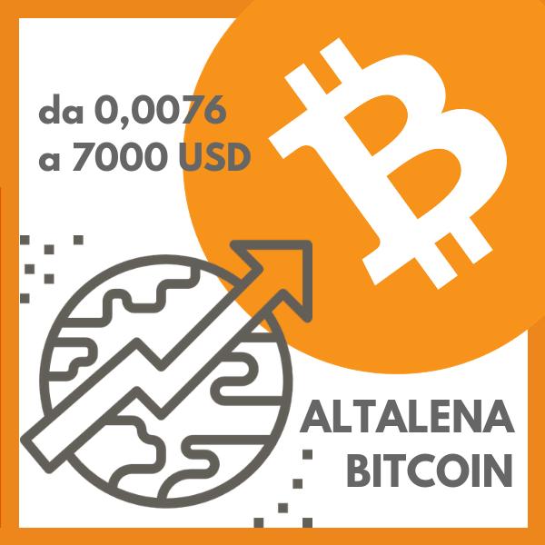 Da 0,076 pence a 7.000 dollari, i 10 anni in altalena dei bitcoin