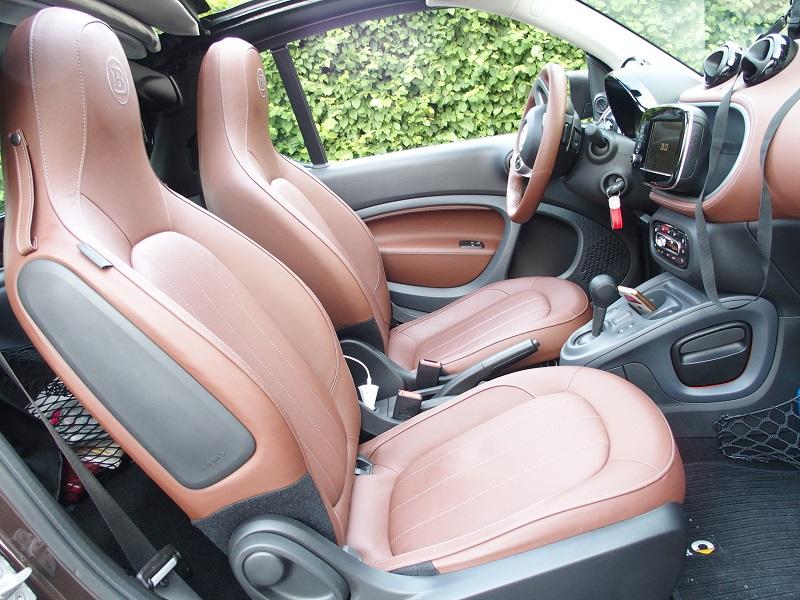 Smart Cabrio Brabus Tailor Made, vivere l'estate con una piccola fuoriserie